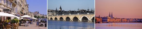city of Bordeaux